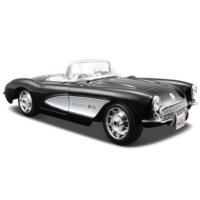 Maisto Model Araba Chevrolet Corvette 1957 1:24 Model Araba 31275