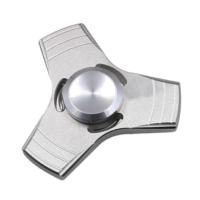 Lopard Stres Çarkı Platinium Metal Stresgeç Hand Finger Spinner + Lopard Dokunmatik Kalem