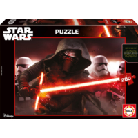 Educa Puzzle Star Wars 200 Parça Karton Puzzle