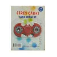 Kırtasiyebank Süper Hızlı Stres Çarkı Hand Spinners Batman Kırmızı