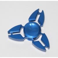 Ceptoys Stres Çarkı Metal Hand Spinger Mavi 004
