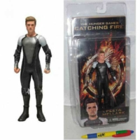 Neca The Hunger Games Catching Fire Peeta Mellark 7 İnch Action Figure