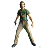 Mezco Toyz The Texas Chainsaw Massacre The Hitchhiker 7 İnch Action Figure