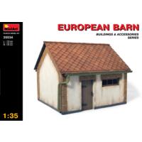 Miniart 1/35 Ölçek Plastik Maket, Avrupa Ambarı