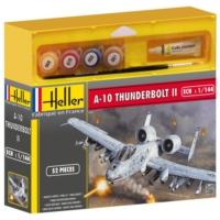A-10 Thunderbolt Iı, Heller 1/144 Ölçek Plastik Maket Seti