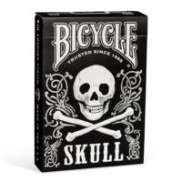 Bicycle Skull Oyun Kartı Destesi (Oyun Kağıdı)