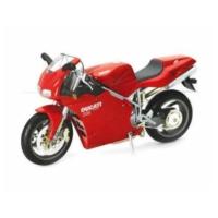 New Ray Ducati 998S Model Kit Motor 1-12 Ölçek