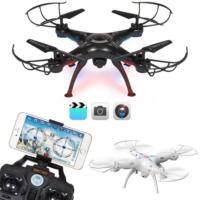 Spoilers 2.4Ghz Wifi Quad Kumandalı Drone Helikopter