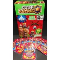 Clash Royale Oyun Kartları 200'lü Kutu
