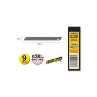 Olfa Abb-50 Ekstra Keskin Black Seri Dar Maket Bıçağı Yedeği 50'Li Tüp