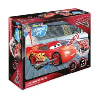 Revell Junior Kit Arabalar 3 Şimşek Mcqueen 00860
