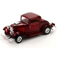 Motor Max 1:24 1932 Ford Coupe (Bordo)