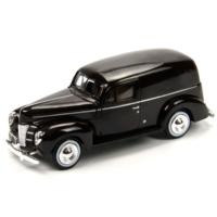 Motor Max 1:24 1940 Ford Sedan Delivery (Kahverengi)