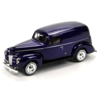 Motor Max 1:24 1940 Ford Sedan Delivery (Mor)