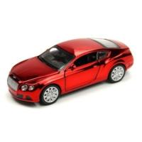 Vardem Işıklı ve Sesli 1:32 Bently Çek Bırak Araba (Metalik Kırmızı)