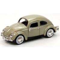 Motor Max 1:24 -1966 Volswagen Beetle (Krem)