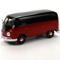 Motor Max 1:24 Volkswagen Type 2 (T1) Delivery Van (Kırmızı)