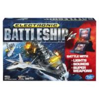 Hasbro Battleships Electronic Sesli Işıklı Amiral Battı Askeri Strateji Kutu Oyunu