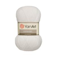 Yarnart Cotton Soft Pamuk El Örgü İpi