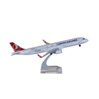TK Collection A321 1/200 Neo Plastik Model Uçak