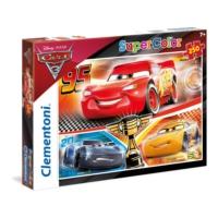 Clementoni 29747 250 Parça Cars 3 Çocuk Puzzle