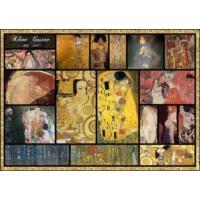 Grafika 1000 Parça Gostav Klimt Kolaj Puzzle