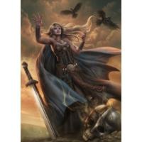 Grafika Cadı Kraliçe 1000 Parça Puzzle (T - 00065)