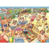 Jumbo 1000 Parça Wasgij 24 Puzzle (A Very Merry Holiday)