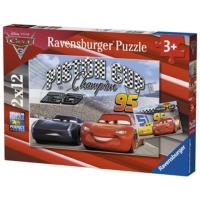 Ravensburger Cars 3 Çocuk Puzzle (2 x 12 Parça)