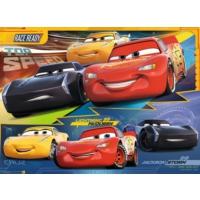 Ravensurger 100 Parça Xxl Walt Disney Cars 3 Puzzle