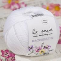 La Mia Mercerized Cotton Pamuk El Örgü İpi