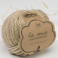 La Mia Cotton Bulky Pamuk Zincir El Örgü İpi
