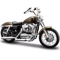Maisto Harley Davidson 2012 Xl 1200V 72 1:18 Model Motorsiklet