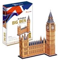 Cubic Fun Puzzle Big Ben (3 Boyutlu)