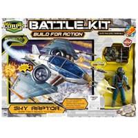Lanard The Corps Battle Kit Asker Ve Araç Set Sky Raptor