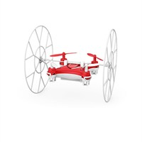 Lh-X11 3 İn 1 Rc Nano Quadcopter Karada Gider