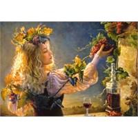 Castorland 1000 Parça Zevklerin Buketi Puzzle