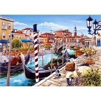 Castorland Venedik Kanalı Puzzle (1000 Parça)