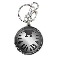 Avengers Eagle Logo Anahtarlık