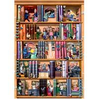 Heye Puzzle Books, Kravarik (1500 Parça)