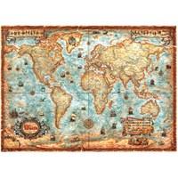 Heye Puzzle The World (3000 Parça)
