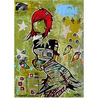 Heye Puzzle Redhead, Kraten (1000 Parça)
