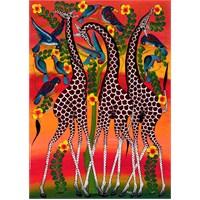 Heye Puzzle Giraffes, Tinga Tinga (1000 Parça)