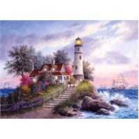 Puzz Puzzle Deniz Feneri (500 Parça)