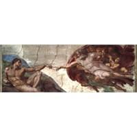 Perre Puzzle Ademin Yaratılışı / Creation of Adam (1000 Parça)