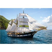 Castorland Puzzle A Sunny Voyage (500 Parça)