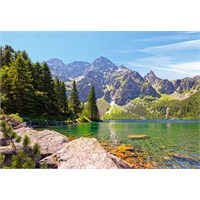 Castorland Puzzle Morskie Oko Lake, Tatras; Poland (1000 Parça)
