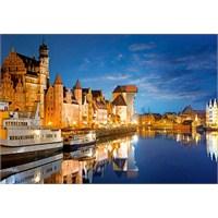Castorland Puzzle Old Port, Gdansk, Poland (1000 Parça)
