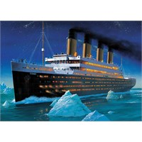 Trefl Puzzle 1000 Parça Titanic (Titanik) Puzzle