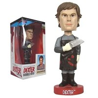 Bif Bang Pow Dexter Dark Passenger Bobble Head